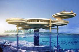 100 Water Discus Hotel Dubai Hotel Will Allow Guests To Sleep Underwater