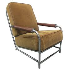 Streamline Chrome Lounge Chair After Gilbert Rohde For Sale At 1stdibs Oversized Art Deco Streamline Lounge Chair And Ottoman For Sale At H269 Chair Jindrich Hbala 1930s Design Market Bali Sofa Lounge22 Hand Crafted In Los Angeles Caracole Modern Brown Accent Camm020417131a Moderne Tubular Nickel Plated Armchairs A Pair Tubax 1stdibs Of Chairs Heywoodwakefield Take Stunning Machine Age Bentwood By Hudson Scdinavian Danish Co Of Gilbert Rohde Heywood