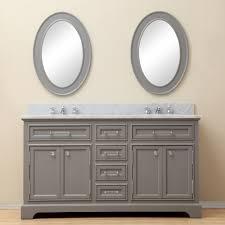 72 Inch Wide Double Sink Bathroom Vanity by Water Creation Derby 60g Derby 60