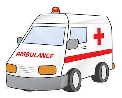 Ambulance Coloriage