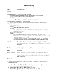 High School Resume Format Awesome Extracurricular Activities Template Electronic