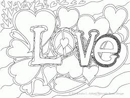 Coloring Pages For Kids By Mr Adron Love One Another