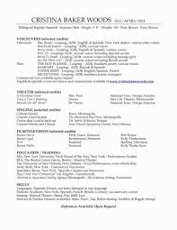 Musical Theatre Resume Template - Zoro.braggs.co Wning Resume Templates 99 Free Theatre Acting Template An Actor Example Tips Sample Musical Theatre Document And A Good Theater My Chelsea Club Kid Blbackpubcom 8 Pdf Samples W 23 Beautiful Theater 030 Technical Inspirational Tech Rumes Google Docs Pear Tree Digital Gallery Of Rtf Word
