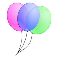 Free Birthday Balloon Clipart Public Domain Holiday Birthday clip art images and graphics