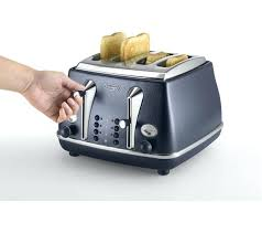 Delonghi Toaster 2 Slice Volts Convection
