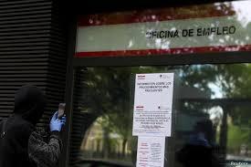 أكثر من 280 ألف عاطل إضافي عن العمل خلال شهر في إسبانيا الحرة