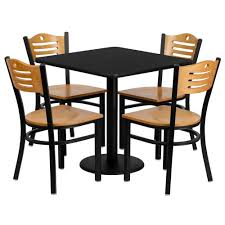 Flash Furniture 5-Piece Black Table And Chair Set | Products ... Giantex 3 Pcs Bistro Ding Set Table And 2 Chairs Kitchen Fniture Pub Home Restaurant Chair Sets Coffee Corner Of Wood And Design Stock 112 Scale Dollhouse Miniature Plastic Dolls House Decor Accsories Toys Keeran My Mission Is To Find A Table Outdoor Astonishing Modern Long Of Two For Garden Porch Or Cafe Customized Solid Round Buy Tables Chairsding In The Philippines 61 Tall Bar Pani 28 Inch With 4 Foldable Contemporary Ygrds9t853c