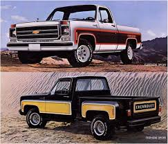 100 Chevy Truck Body Parts 79