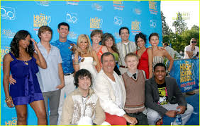Cast Of Halloweentown High by Ashley Tisdale High Musical 2 Premiere Photo 531381