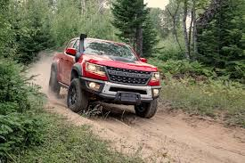 100 Trails End Truck Accessories 2019 Chevrolet Colorado ZR2 Bison OffRoad Pickup Debuts