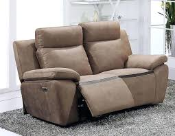 canape relax electrique cuir canape relax electrique 2 places canapac aclectrique marron en cuir