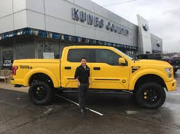 The Perfect Tonka Toy For The Sand Box! Kunes Country Ford Of ... Robert And Jennifers New 2017 Ford F150 Cgrulations Best Ford Truck Picture This Keller Bros Litz New Used Dealer In Pa Lewisville Autoplex Custom Lifted Trucks View Completed Builds Old And Tractors In California Wine Country Travel 2019 Super Duty F250 King Ranch Truck Model Hlights Make Debut At State Fair Nbc 5 Dallasfort Worth Hemmings Find Of The Day 1972 Ltd Squ Daily Dunn Company Dealership Stigler Ok Ocala Fl Cars 25 Rough Leveling Kit Forum Community