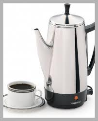 Presto 12 Cup Stainless Steel Coffeemaker