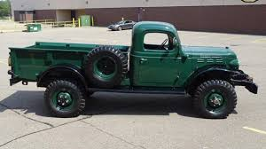 1946 Dodge Power Wagon For Sale Near O Fallon, Illinois 62269 ... 1946 Dodge Truck Restored With Dcm Classics Help Blog Pick Up Youtube For Sale Fully Power Wagon Truck Custom Kustom 391947 Trucks Hemmings Motor News Power For Sale Near O Fallon Illinois 62269 Pickup 100794890 Chickenfoot Trux Pinterest Overview Cargurus Page 47 Transmission Upgrade Antique Automobile 1949 B1 Gateway Classic Cars 79sct Sale Classiccarscom Cc939272 2019 Ram 1500 Detroit Auto Show Pickup History