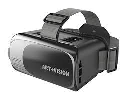 Amazon Art Vision Virtual Reality VR Headset 3D Glasses