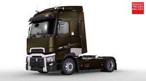 100 Truck Sleeper Cab Renault S T High 360 View YouTube