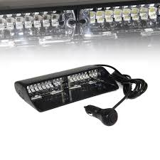 Aliexpress.com : Buy White 16 LED Strobe Light High Intensity LED ... Commercial Vehicle Products Response Lighting 033 72 Smd Car Truck Roof Led Strobe Light Flash Signal Emergency Mini Lights Suppliers And Red 54 Led Hazard Police Grill 47 88 Light Bar Emergency Beacon Warn Tow Truck Plow Response 24 For Trucks Jeep Suv Cars 12v Universal Amber 40w Low Profile Bar 4 Magnetic Mount Feet 120 4led White Waterproof Beacon Caution Factoryinstalled Warning Will Be Available On Wireless No Damage Vehicletruck Safety Lamphus Sorblast 4w