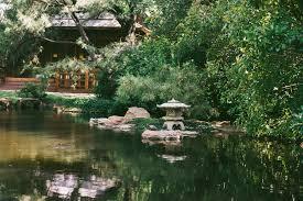 Fort Worth Japanese Garden Engagement