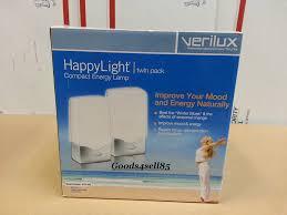 Verilux Floor Lamps Reading by Amazon Com Verilux Natural Spectrum Happylite Mini Duo Combo