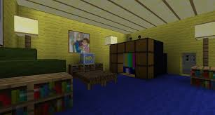Marvellous Design Minecraft Bedroom Designs 13 Living Room Ideas Xbox And Wall Murals