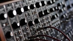 Moog Modular Wallpaper