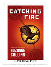 catching fire pdf