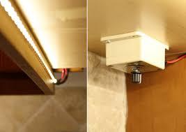 led cabinet lighting hardwired fanti