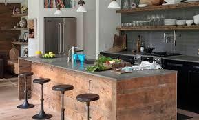 ilot cuisine palette décoration ilot cuisine en palette 39 marseille ilot central