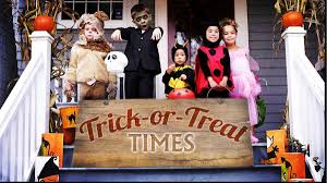 Athens Ohio Halloween by Central Ohio Trick Or Treat Times