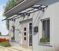 Palram Feria Patio Cover Uk by Palram Herald 4460 Door Canopy Gardensite Co Uk