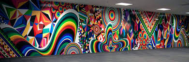 An Impressive Collection Of 30 Mural Painting Art