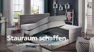 Schlafzimmer In Dachschrã Xxxl Stauraum Für Ihr Schlafzimmer Xxxlutz