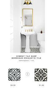 cement tile shop bordeaux encaustic tile copycatchic