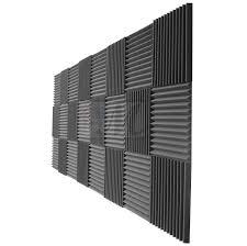 12 X 12 Foam Ceiling Tiles by Amazon Com 12 Pack Acoustic Panels Studio Foam Wedges 1