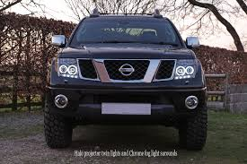 Twin Halo Projector Headlights On My Nissan Navara, Frontier ... Devils Eye Projection Hid Headlight Revo Cycle Bmw 318 Ci Angel Eyes Halo Lights M Sports Alloys Leather Sony Mp3 Halo Lights Installed Mustang Oracle Lighting Color Fog Lights Lumen Harley Davidson Flstf Fat Boy 1997 7 Round Orange 7004053 Factory Style With Red Plasma On A Gmc Truck Youtube Custom Led For Cars From Oracle 2641032 Ccfl Blue Kit Headlights Multi Color And Strip Lighting 2012 Jeep Wrangler Redline Lumtronix Hh030led Wrangler Jk Headlight With