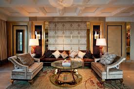 brown living room furniture designs decorating ideas
