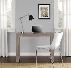Mainstays Desk Chair Gray by Ameriwood Furniture Parsons Desk With Drawer