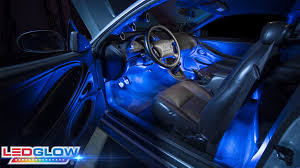 LEDGlow | LED Interior Car Lights – YouTube – Interior Car Lights ...