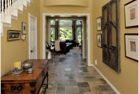 Slate Tile Flooring Pros And Cons Looking For California Gold
