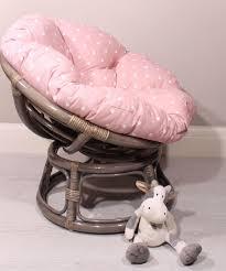 Oversized Papasan Chair Cushion by Furniture Eye Catching Orange Floral Mini Papasan Chair Ideas For