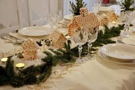 deco noel de table des idées intéressantes pour une décoration table de noël réussie