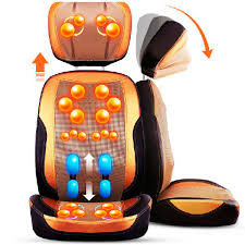 Back Massage Pads For Chairs by Massage Pad Cervical Massage Device Neck Massage Cushion