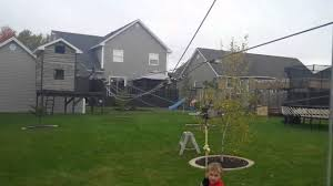 How To Build A Zipline In Your Backyard | Home Design Inspirations Backyard Zip Line Alien Flier 2016 X2 Kit Installation Youtube 25 Unique Line Backyard Ideas On Pinterest Zipline How To Construct A 5 Steps With Pictures Wikihow Diy Howto Install Tighten A Zip Line Easy Trick Build Without Trees Outdoor Goods Toy Homemade Summer Activity Play Cable Run For Your Dog Itructions Photos Make Zipline Or Flying Fox At Home Science Fun How To Make Your Own 100 Own