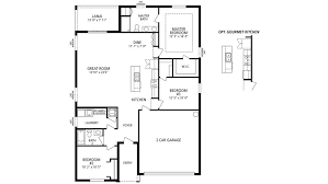 Maronda Homes Baybury Floor Plan by New Home Floorplan Deland Fl Memphis In Mallory Square Maronda