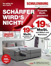 prospekt schulenburg vom 28 10 2019 by kps