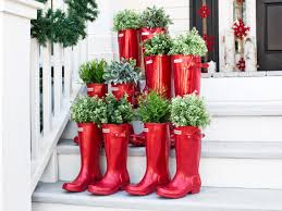 Outdoor Christmas Decorations Ideas To Make by Outdoor Decorating For Christmas Withal Large Outdoor Christmas