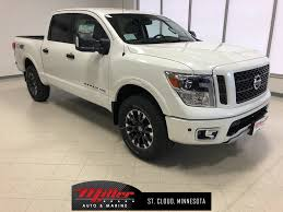 New 2019 Nissan Titan PRO-4X 4D Crew Cab In St. Cloud #60229 ...