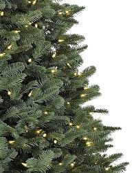 White Artificial Christmas Trees Walmart by Bh Balsam Fir Flip Tree Balsam Hill