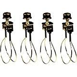 creative hobbies 2 pack l shade light bulb clip adapter clip