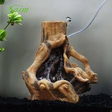 Driftwood Christmas Trees Nz by Online Buy Wholesale Driftwood Aquarium Root Tree From China